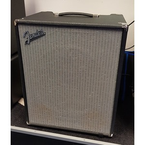 """SECONDHAND Fender Rumble 200 Bass Combo - 1x15"""""""