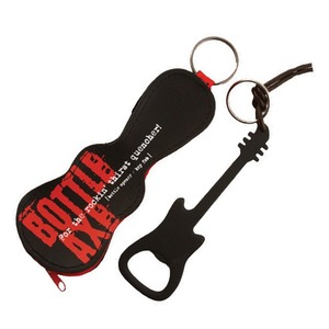 Official BOTTLE AXE Bottle Opener/Key Ring
