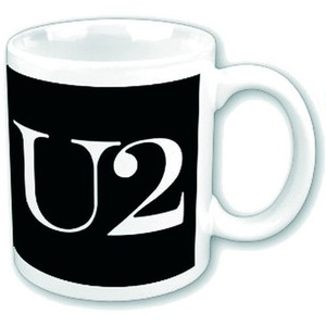 Official U2 Boxed Mug - Logo