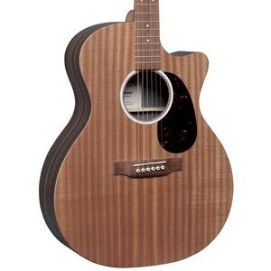 Martin GPC-X2E Macassar X-Series Cutaway Electro Acoustic
