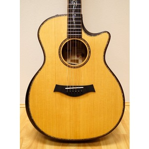 Taylor K14CE Builder's Edition Acoustic Guitar - 2018 V-Class Bracing