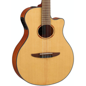 Yamaha NTX1 Electro Nylon Guitar  - Natural