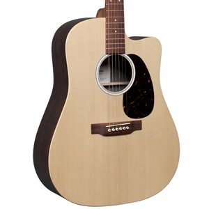 Martin DC-X2E Rosewood X-Series Cutaway Electro Acoustic