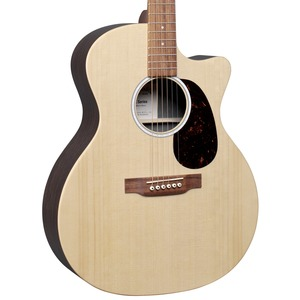 Martin GPC-X2E Rosewood X-Series Cutaway Electro Acoustic