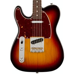 Fender American Professional II Telecaster LEFT HANDED - 3 Colour Sunburst / Rosewood
