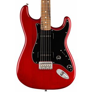 Fender Noventa Stratocaster - Crims Red Transparent