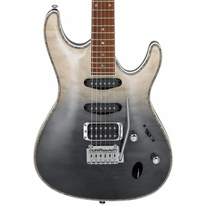 Ibanez SA360NQM Electric Guitar  - Black Mirage Gradation