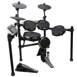 Carlsbro Digital CSD400 Mesh Electronic Drumkit with Lightweight Rack