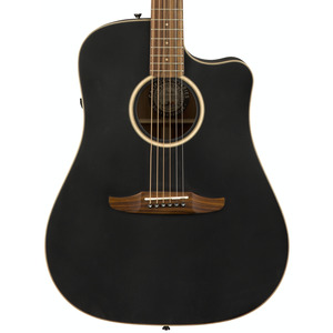 Fender Redondo Special Electro Acoustic Guitar - Matte Black