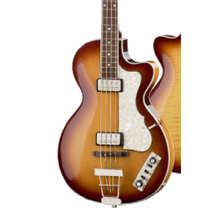 Hofner HCT Club Bass