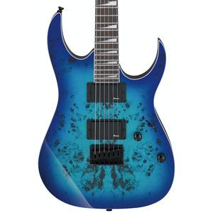 Ibanez GRGR221PA Electric Guitar - Aqua Burst