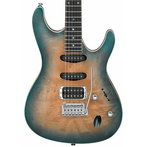 Ibanez SA460MBW Electric Guitar - Sunset Blue Burst