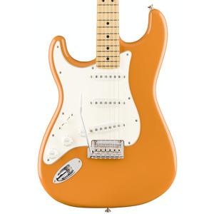 Fender Player Stratocaster LEFT HANDED - Maple Fingerboard - Capri Orange