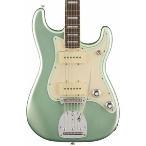 Fender Jazz Strat (Parallel Universe II) - Mystic Surf Green