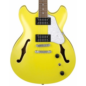 Ibanez AS63 Artcore Semi-Hollow Electric Guitar - Lemon Yellow