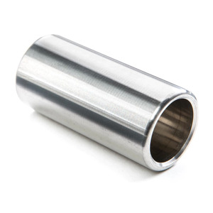 Jim Dunlop Guitar Slide Stainless Steel - Heavy Wall