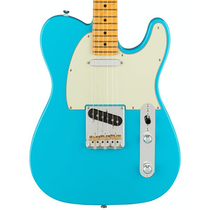 Fender American Professional II Telecaster - Maple Fingerboard - Miami Blue
