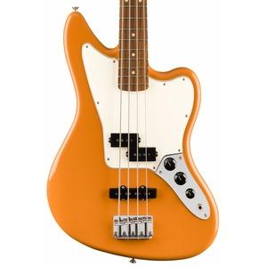 Fender Player Jaguar Bass - Capri Orange - Pau Ferro