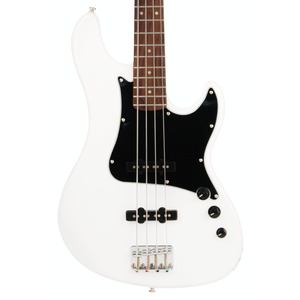 Cort GB54JJ 4-String Bass - Olympic White