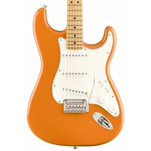 Fender Player Stratocaster - Maple Fingerboard - Capri Orange