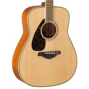 Yamaha FG820 Acoustic Guitar LEFT HANDED - Natural