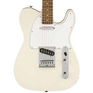 Squier Affinity Telecaster Electric Guitar - Olympic White / Laurel