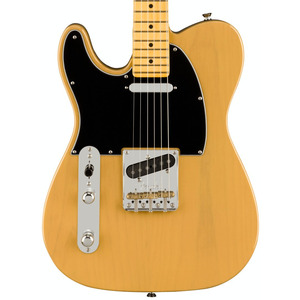 Fender American Professional II Telecaster LEFT HANDED - Butterscotch Blonde / Maple