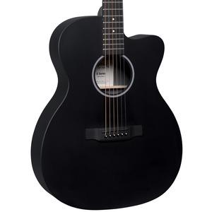 Martin OMC-X1E Black X-Series Electro Acoustic
