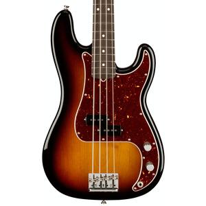 Fender American Professional II Precision Bass - Rosewood Fingerboard - 3 Colour Sunburst