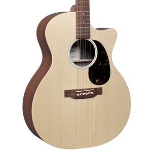 Martin GPC-X2E Mahogany X-Series Cutaway Electro Acoustic