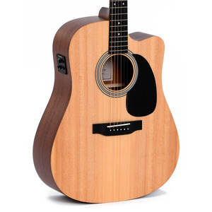 Sigma DMCSTE+ ST Series Cutaway Electro Acoustic