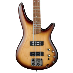 Ibanez SR370E 4 String Bass Guitar - Natural Brown Burst