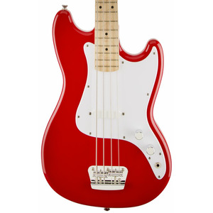 Squier Affinity Bronco Bass - Red