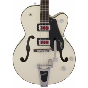 "Gretsch Electromatic G5410T ""Rat Rod"" Hollow Body - Matte Vintage White"