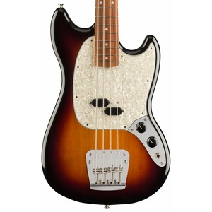 Fender Vintera '60s Mustang Bass - 3-Colour Sunburst