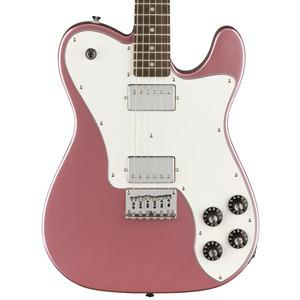 Squier Affinity Telecaster Deluxe Electric Guitar - Burgundy Mist / Laurel