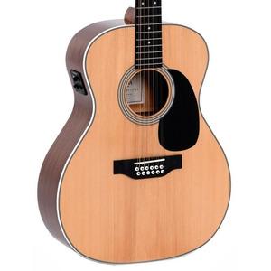 Sigma JM12-1E 12-String Electro Acoustic Guitar