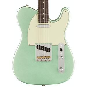 Fender American Professional II Telecaster - Rosewood Fingerboard - Mystic Surf Green