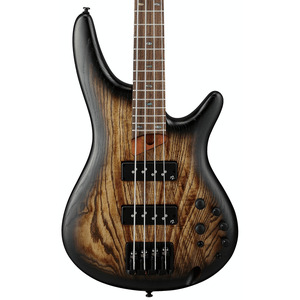 Ibanez SR600E Bass Guitar  - Antique Brown Stainded Burst