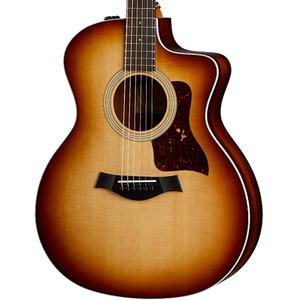 Taylor 214CE-K SB Electro Acoustic - Koa / Sunburst