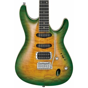 Ibanez SA460QMW Electric Guitar - Tropical Squash Burst