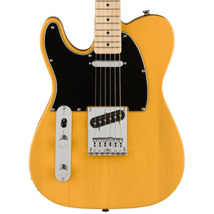 Squier Affinity Tele LEFT HANDED - Butterscoth Blonde