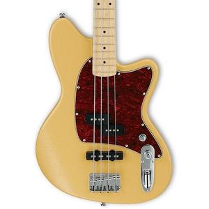 Ibanez Talman TMB100 4-String Bass - Mustard Yellow Flat