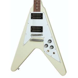 Gibson 70s Flying V - Classic White