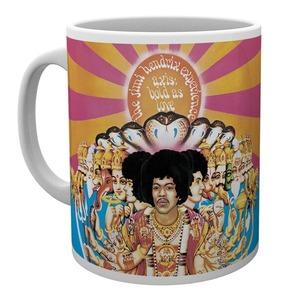 Official Jimi Hendrix Boxed Mug - Axis Bold as Love