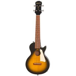 Epiphone Les Paul Electro Acoustic Tenor Ukulele - Vintage Sunburst