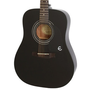 Epiphone Pro 1 Acoustic Guitar - Ebony