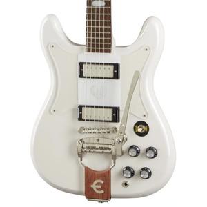 Epiphone Crestwood Custom Tremotone - Polaris White