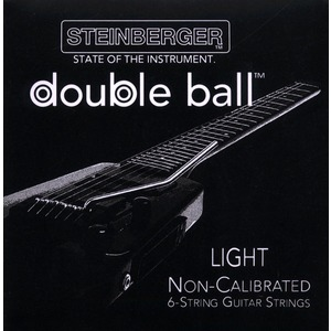 Steinberger Double Ball End Guitar Strings - Light 9-42