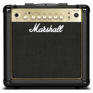 Marshall MG15R Gold Series - 15 Watt Guitar Combo with REVERB